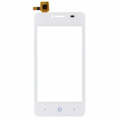 ZTE Touch Screen Glass Digitizer for Blade AF3 T221 A5 A5 Pro - WHITE
