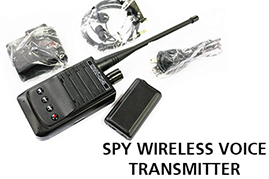 Spy Voice Devices