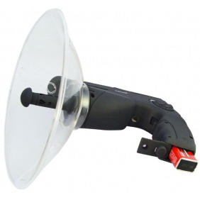 Nature Observing Bionic Ear - Recording and Play Back Dish - Sound Distance Quality Headphone 100 Meters